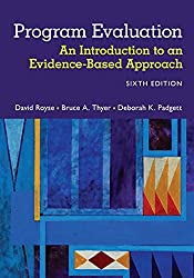 top rated Program Evaluation: Evidence-Based Approach Overview 2021