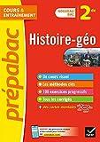 Histoire-géographie 2de - Nouveau programme de Seconde 2019-2020