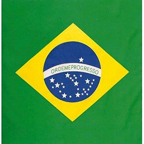 Biwi-shop Bandana drapeau Brésil