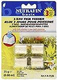 Nutrafin Alimento de Peces paraVacaciones para 3Días Basix - 25 gr