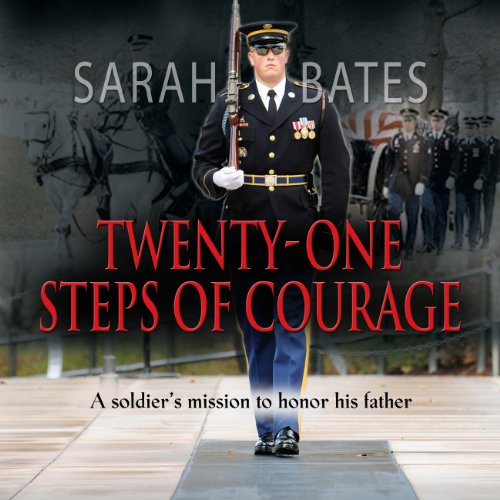 Twenty-One Steps of Courage audiobook cover art