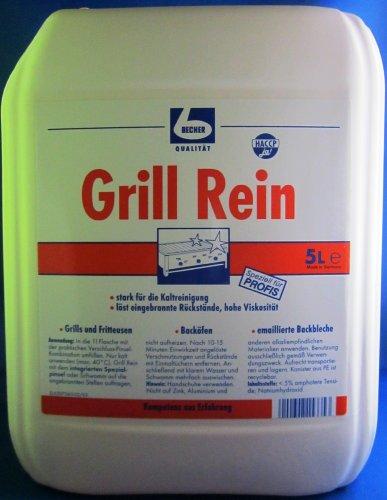 BECHER GRILL-REIN 5L