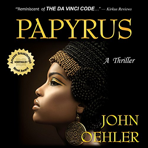 Papyrus audiobook cover art