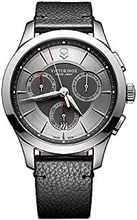 Victorinox - Reloj Cronógrafo para Hombre de Cuarzo con Correa en Cuero 241748