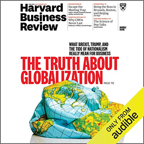 Harvard Business Review, July–August 2017 copertina