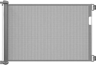 comprar comparacion Callowesse® AIR - Barrera de Seguridad Enrollable/Extensible para Puertas y Escaleras 0-130 cm (110cm si se usa como una B...