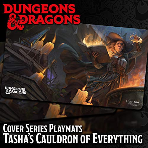 Ultra Pro E-18524 Dungeons & Dragons-Playmat-Tashas Cauldron of Everything, Mehrfarbig