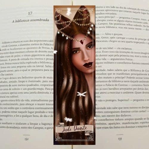 Marcador de página - Jude Duarte (príncipe cruel)