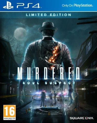 mächtig Square Enix Limited Edition Killing: Seelenverdächtiger (PS4)