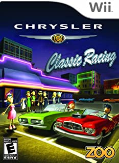 Chrysler Classic Racing - Nintendo Wii