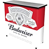Trademark Gameroom Budweiser Portable Bar with Case