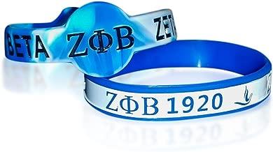 Cultural Exchange Zeta Phi Beta Car Seat Headrest Cover Blue - Car