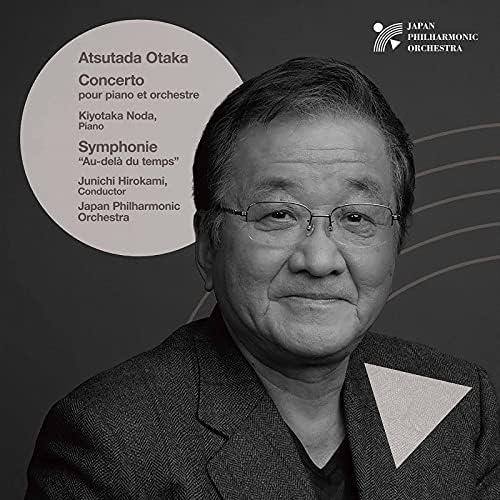 Junichi Hirokami, Japan Philharmonic Orchestra & Kiyotaka Noda
