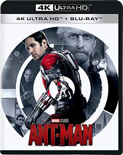 アントマン 4K UHD [4K ULTRA HD+ブルーレイ] [Blu-ray]