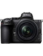 Nikon ミラーレス一眼カメラ Z5 レンズキット NIKKOR Z 24-50mm f/4-6.3 付属 Z5LK24-50 ブラック