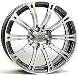 WSPITALY WSP Italy 1 Rines de aluminio M3 Luxor 19 \ OEM Part.N. : 36117834625 para