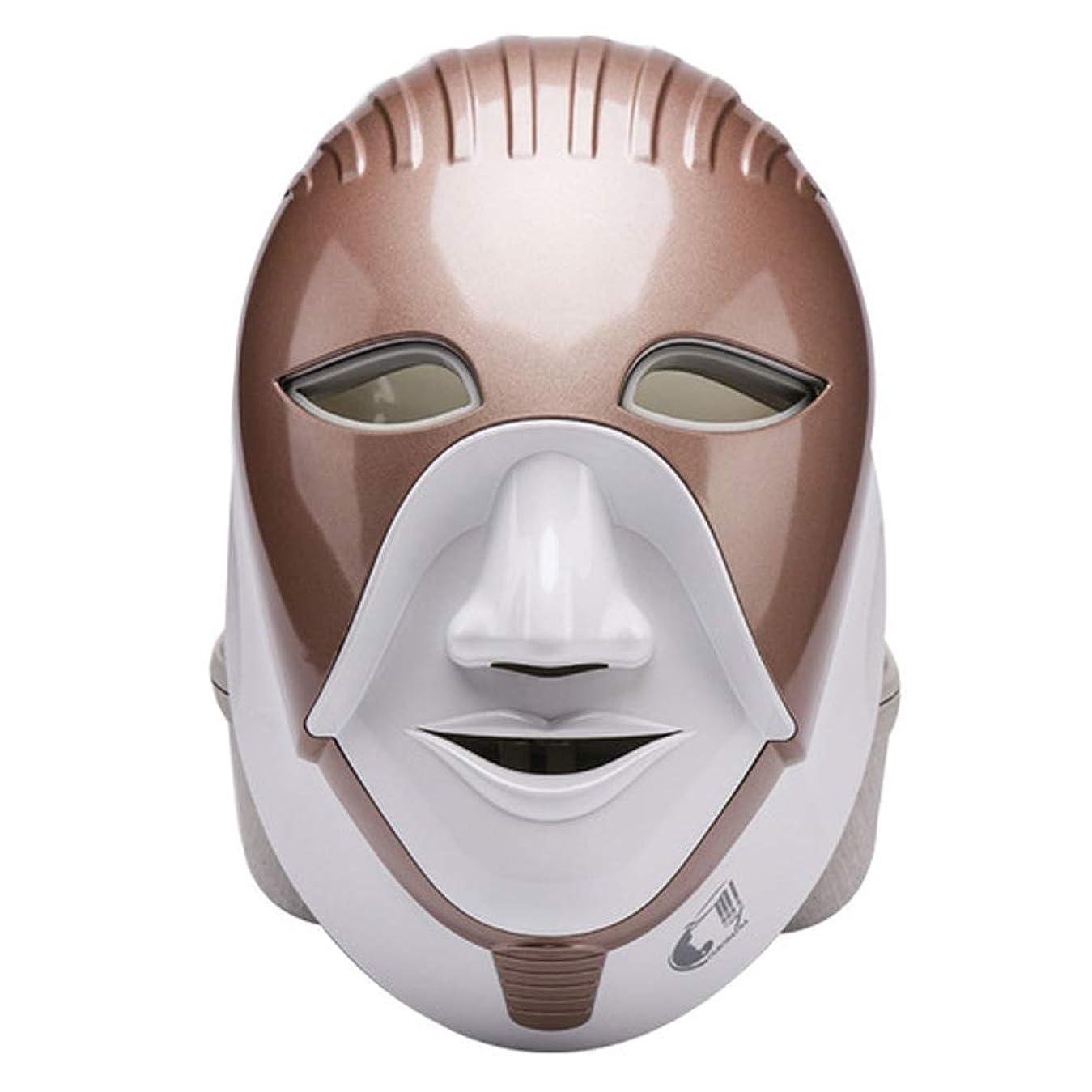 広大なマサッチョ有効マスク、光線療法にきびマスク7色光をにきびに適用することができます。スポットにきび、引き締め肌ケアツール