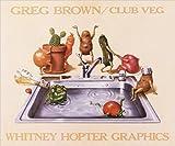 Greg Brown - Club Veg Kunstdruck