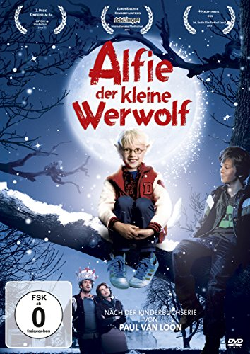 Alfie, der kleine Werwolf