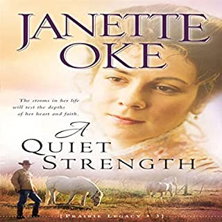 A Quiet Strength cover art