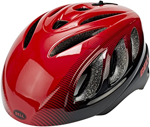 Bell Erwachsene Helm STAR PRO SHIELD 16, Red/Silver, L