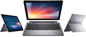 Dell Latitude 12 - 7200 2-in-1 Business Laptop (12.3inch FHD Touchscreen, Intel Core i7-8665U, 16GB Memory,256GB PCIe M.2 NVMe SSD) Windows 10 Pro