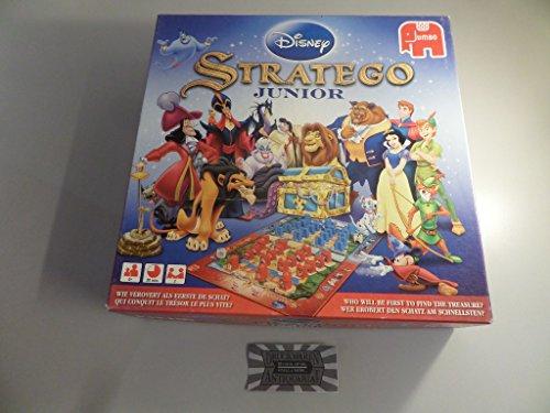 Disney Stratego Junior [Brettspiel].