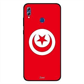 Honor 8X Case Cover Tunisia Flag