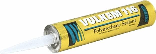 Tremco Vulkem V116GRY 116 Polyurethane Sealant, 10.1 oz Caulk Tube, Gray