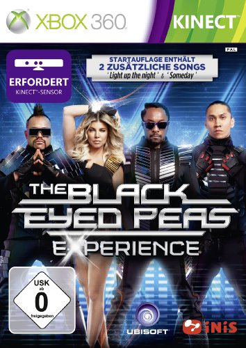The Black Eyed Peas Experience - D1 Edition (Kinect Erforderlich) [Edizione: Germania]