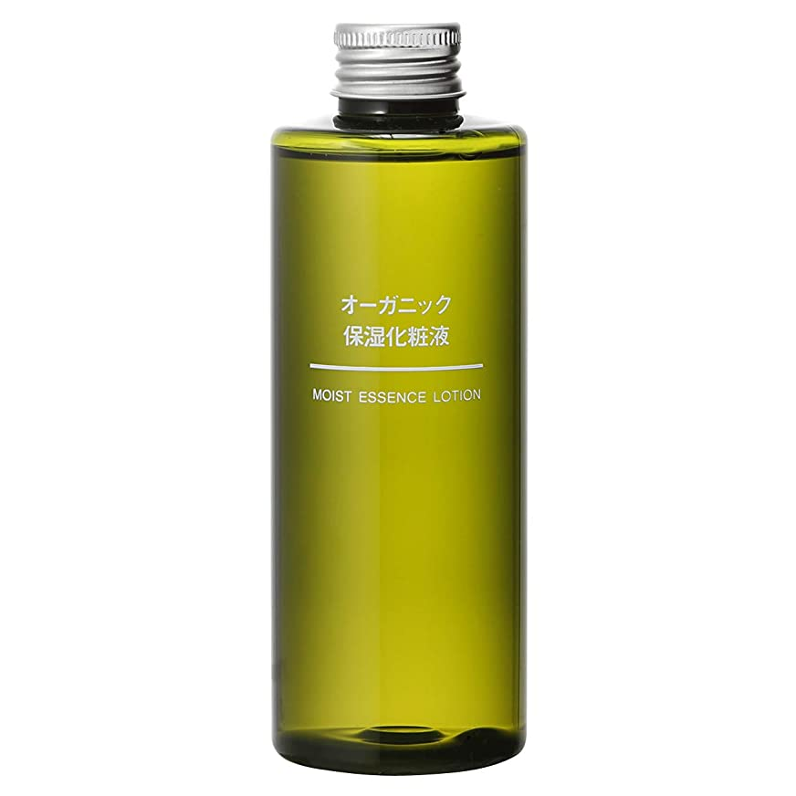 心からしっとりアルコーブ無印良品 オーガニック保湿化粧液 200ml