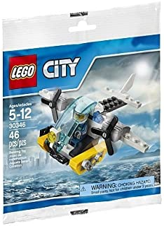 LEGO City 30346 Prison Copter