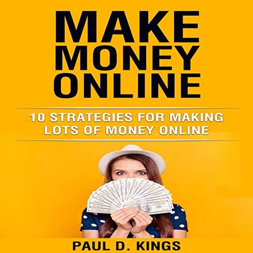 Make Money Online audiobook cover art