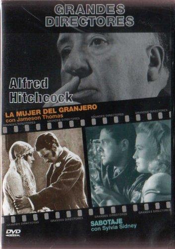 Alfred Hitchcock (2 Films): Sabotaje (Sabotage) (1936) / La Mujer Del Granjero (The Farmer's Wife) (1928) (Import)