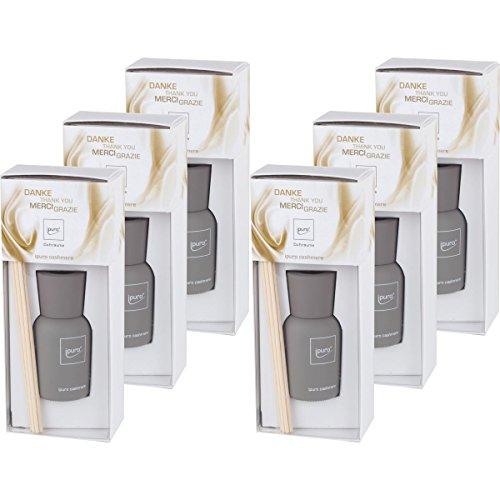 Essentials by Ipuro 50ml Cashmere Danke Raumduft (6er Pack)