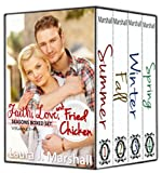 Faith, Love, and Fried Chicken: Seasons Boxed Set Bundle 1-4 (English Edition)