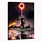 HWY Dark Soul Canvas Wall Pictures Wall Art Canvas Abstract Art wall Art For Living Room Modern Home Interior Decor Art Decorations 18x24inch(45x60cm)