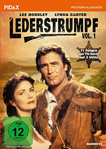 Lederstrumpf, Vol. 1 (Hawkeye) / Die ersten 11 Folgen der beliebten Abenteuerserie nach James Fenimore Cooper (Pidax Serien-Klassiker) [3 DVDs]