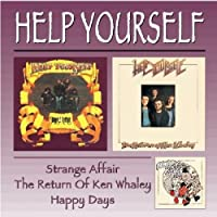 Strange Affair / The Return of Ken Whaley / Happy Days by Help Yourself (1999-08-25)