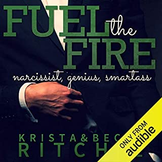Fuel the Fire audiobook cover art