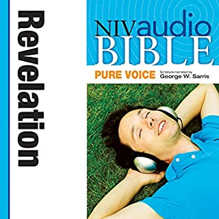 Pure Voice Audio Bible - New International Version, NIV (Narrated by George W. Sarris): (40) Revelation audiobook cover art
