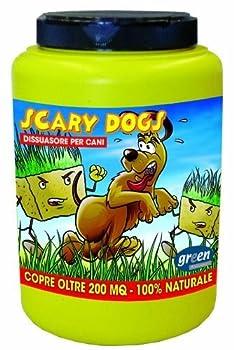 Scary Dogs Répulsif pour chiens 550 g
