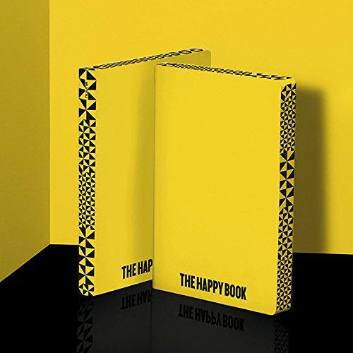 Nuuna Notizbuch Graphic Fame L Happy Book
