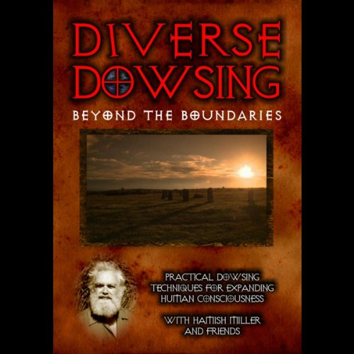Diverse Dowsing Beyond Boundaries audiobook cover art