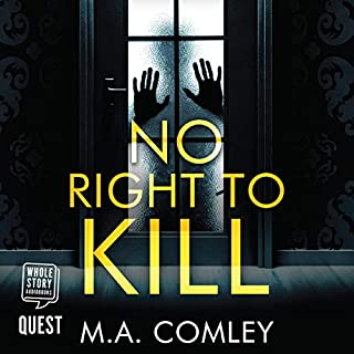 No Right to Kill     DI Sara Ramsey, Book 1              De :                                                                                                                                 M.A. Comley                               Lu par :                                                                                                                                 Sarah Cullum                      Durée : 7 h et 38 min     Pas de notations     Global 0,0