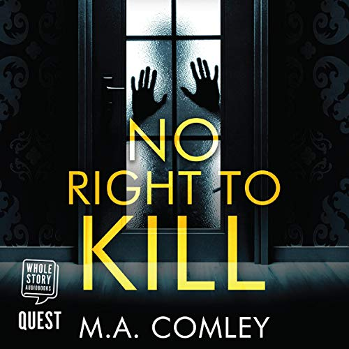 No Right to Kill audiobook cover art
