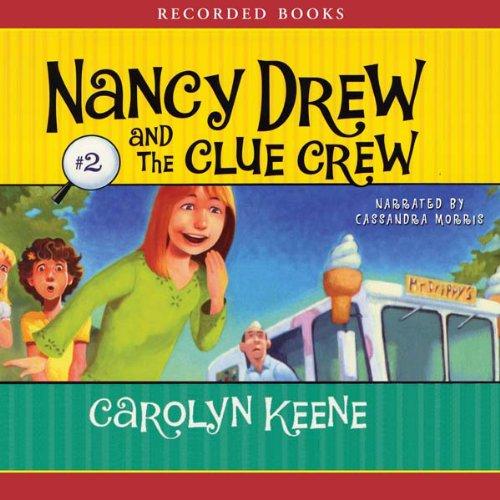 Scream for Ice Cream: Nancy Drew and the Clue Crew, Book 2