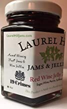 Laurel Hill Jams & Jellies - 19 Crimes Red Wine Jelly
