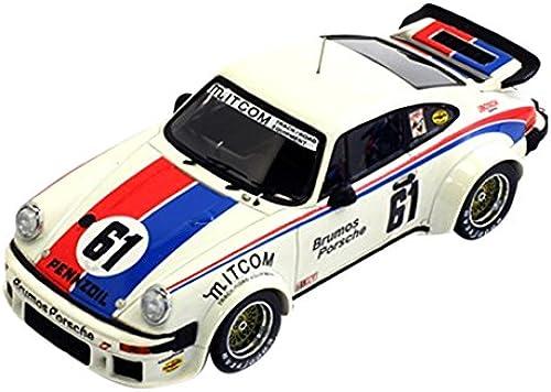 se descuenta IXO IXOPR0416 - Escala 1 43 43 43  PremiumX 1977 Porsche 934 número 61 24h Daytona Modelo Coche  marcas en línea venta barata