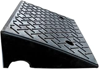 Truck Ramps, School Parking Lot Entrance Service Ramps Sturdy Durable Vehicle Ramps Industry Loading Ramps 14CM (Size : 50...